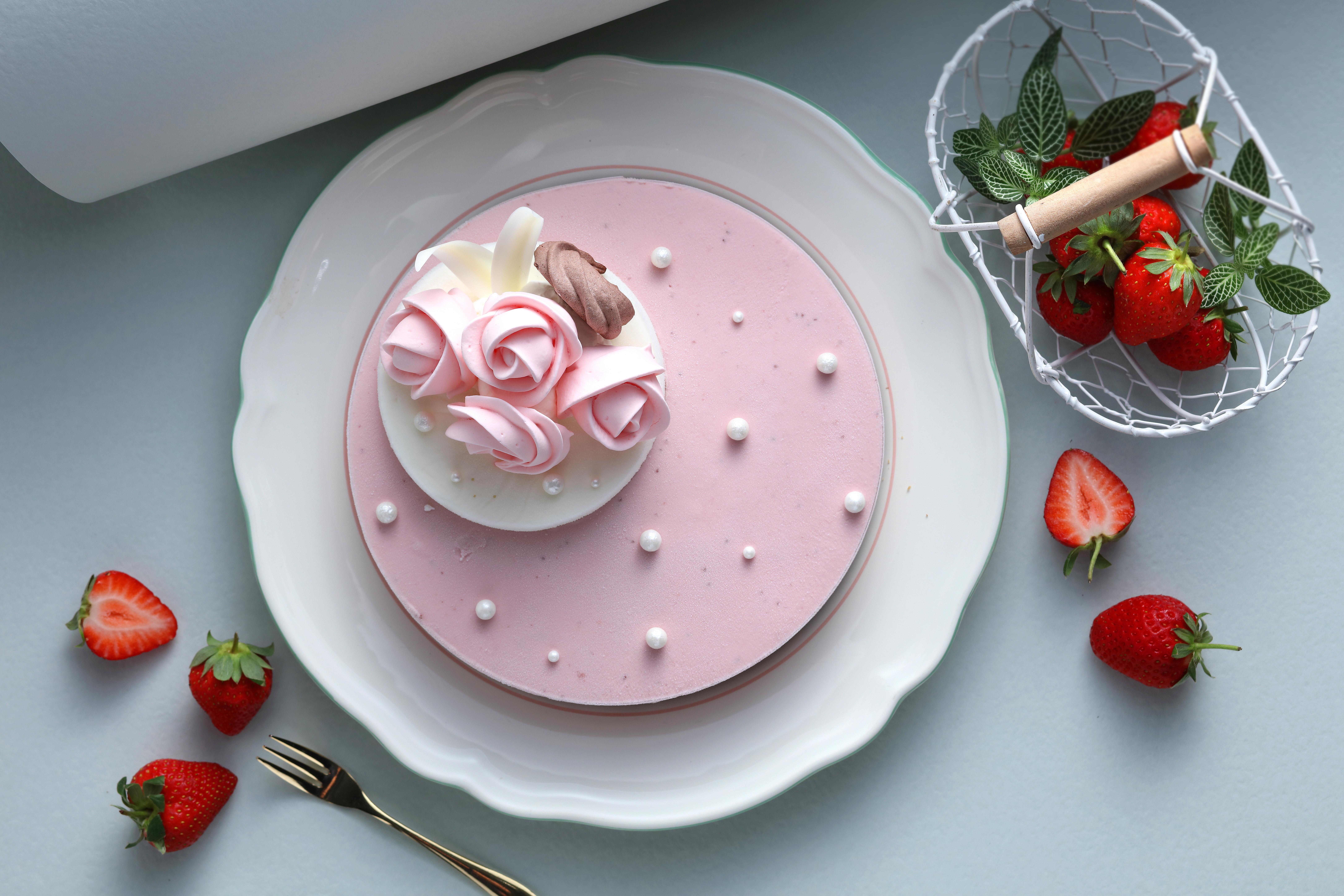 椰香草莓1